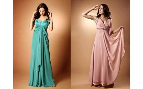 1800 Kč za půjčovné společenských šatů. Plesová sezóna je v plném proudu, využijte nabídky salonu San Verita a půjčte si krásné šaty na každou příležitost. Na každý ples v sezóně můžete přijít v jiných krásných šatech. Máme široký výběr šatů různých střihů a barev, určitě si vyberete. Staňte se hvězdou plesu nebo večírku.