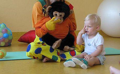 BRNO - 999 Kč za kurz znakování pro slyšící nemluvňata. Již nemusíte čekat na první slůvka svého dítěte, abyste mu porozumněli!