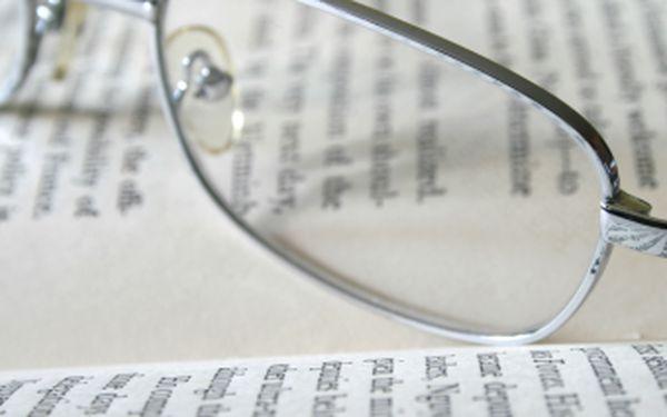 Toužíte po nových dioptrických brýlích? Nabízíme Vám kompletní brýle včetně antireflexních, tvrzených, odlehčených, plastových čoček s indexem 1,5 pouze za 1390 Kč. Vyberte si ze 150 druhů obrouček a oslňte své okolí.