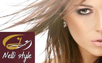 Kadeřnický balíček za 139 Kč obsahující mytí, regeneraci, střih a styling (foukaná nebo žehlení). Nový jarní sestřih a regenerace pro vaše vlasy!