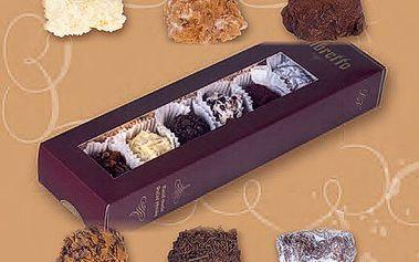Luxusní čokoládové lanýže! Pochutnejte si na ručně vyráběných čokoládových lanýžích z ingrediencí nejvyšší kvality!