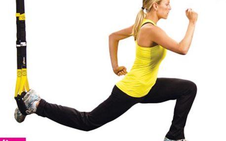 Procvičte celé tělo a užijte si zábavy při cvičení. 99 Kč za oblíbenou metodu cvičení TRX TRAINING zaměřenou na formování Vaší postavy.