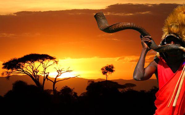 Dobrodružný 6denní pobyt na safari v Keni. Poznejte nespoutanou africkou přírodu, divoká zvířata a život Masajů opravdu zblízka!