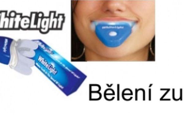 Unikátní přístroj pro domácí vybělení zubů White Light!! Jedině Slevoviny.cz nabízí za 249 Kč!! Neplaťte drahé lasery!