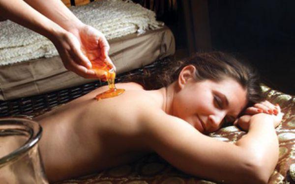 Jedinečná 30 minutová medová detoxikační masáž za pouhých299 Kč! Uvolněte se a nechejte se hýčkat voňavým rozehřátým medem při této skvělé masáži se slevou 54 %!
