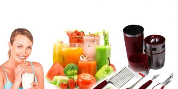 Milujete čerstvou šťávu z ovoce nebo zeleniny? S odšťavňovačem Pro V Juicer odšťavníte všechny druhy ovoce a zeleniny během pár minut! Nyní za 399 Kč! Znáte z TV!