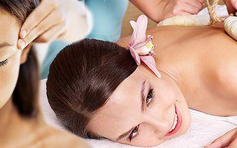 299 Kč za 90minutovou relaxační masáž u terapeuta Josefa Krčka. Na výběr také egyptská masáž, antistresová masáž a masáž bylinnými měšci.