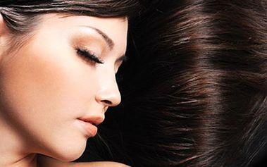 Vlasová kúra brazilským KERATINEM. Čistě přírodní OZDRAVENÍ vlasů. Keratin dodává vlasům hebkost a chrání je před škodlivými vlivy.