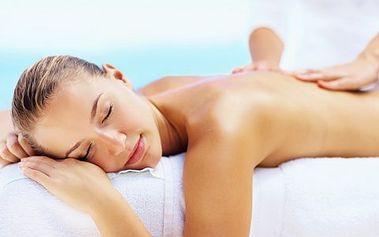 Relaxační masáž šíje a zad! Užijte si 30 minut hýčkání – zbavte se bolesti zad, uvolněte svaly a nabijte se novou energií!