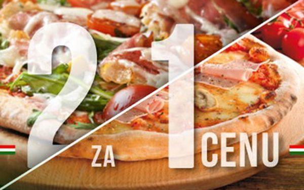 2 ITALSKÉ PIZZY za cenu 1 v Brně! Pochutnejte si dle Vaší chuti. 139 Kč za 2 pizzy o průměru 33 cm ve stylové restauraci il Cavallo. Vyberte si z naší široké nabídky.