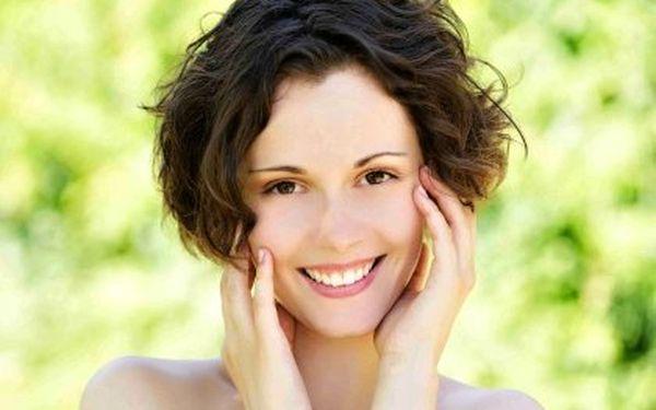 Ošetření pleti přírodní kosmetikou Cannaderm