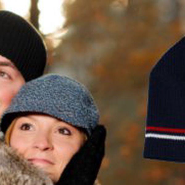 250,- Kč za pánskou čepici Tommy Hilfiger! Pořiďte si stylovou čapku pro chladné počasí! Sleva 80 %!