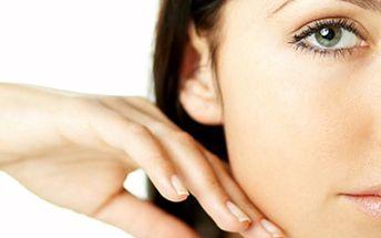 60 min hloubkového ČIŠTĚNÍ PLETI. Získejte svěží a zdravější pleť. Ošetření pleti za pomoci ultrazvukové špachtle, hloubkové čištění zahrnuje odlíčení, gommage peeling a změkčující gel.