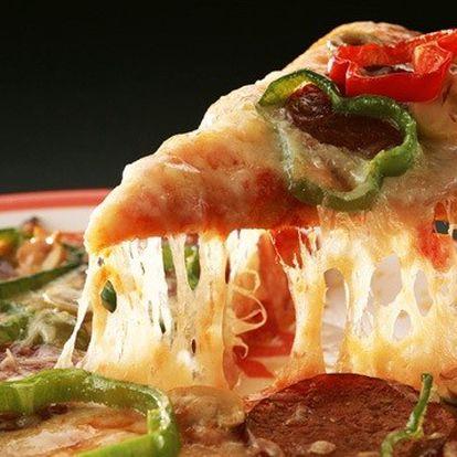 NEUVĚŘITELNÁ NABÍDKA - 2 pizzy v centru Prahy pouze 98 Kč! (velikost Ø 32 cm). Na výběr dvanáct druhů pizz, které se připravují výhradně z italských surovin.