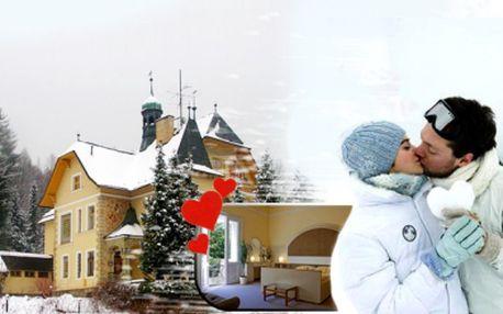 Vychutnejte si atraktivní boutique hotel - Vládní Vilu Luhačovice s rodinnou atmosférou přímo v centru lázní Luhačovice se slevou 64%! Pobyt pro 2 osoby na 3 dny se snídaní jen za 1790 Kč! V ceně inhalace Vincentky na pokoji!