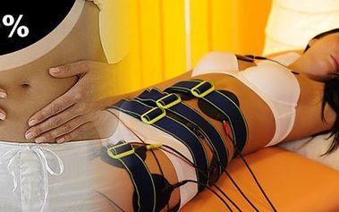 199Kč za hubnoucí proceduru s myostimulátorem v hodnotě 499Kč! Ošetření formující postavu, posilující svaly i působící proti celulitidě se slevou 60%