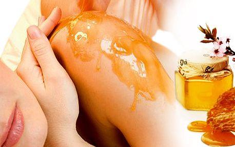 Dopřejte si jarní sladkou MEDOVOU detoxikační masáž za akční cenu 230Kč! Za chvíli příjde jaro a s ním čas na detoxikaci pokožky! Dopřejte si ji v čas a za skvělou cenu!