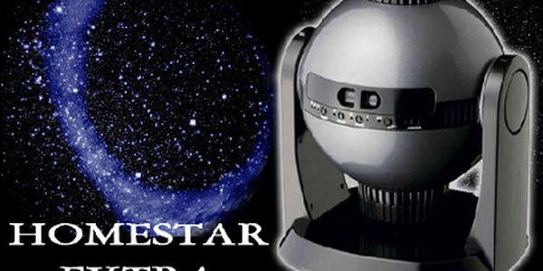 Domácí planetárium - ovládněte svůj vesmír již od 2999 Kč!