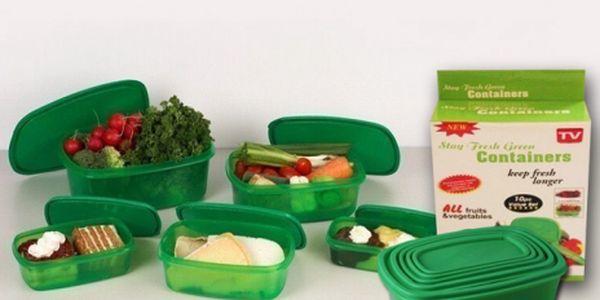 Sada dóz King Fresh za 149 Kč! Udržte si své potraviny déle čerstvé! Dózy jsou ideální pro skladování potravin a lze je použít v ledničce, mrazáku i mikrovlné troubě.