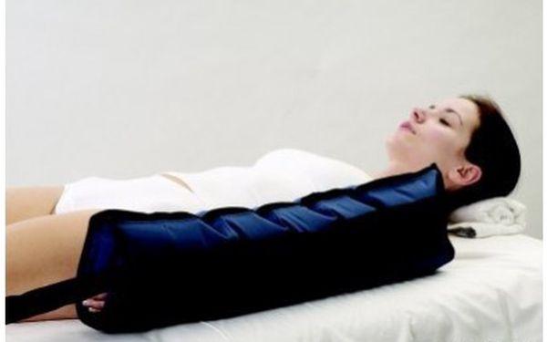 Využijte lymfatickou masáž /přístrojová/ rukou. Vyberte si lymfodrenáž přístrojovými kalhotami se skořicovým zábalem za 79Kč