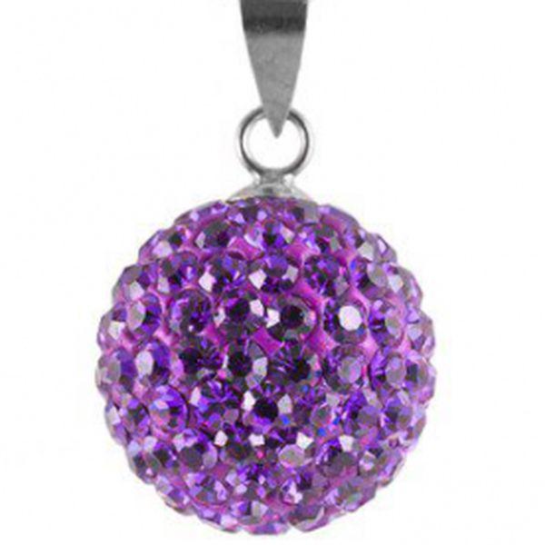 Krásný náhrdelník Crystal Ball pro dámy za pouhých 109 Kč! Pánové, obdarujte svoji drahou polovičku třpytivým dárkem. Skvělé dárky se slevou 70 %!