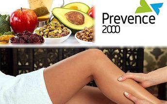 Lymfodrenáž a jídelníček! Jarní detoxikační kúra obsahuje hodinovou manuální lymfodrenáž a jídelníček od terapeuta!