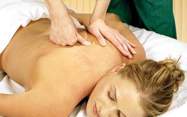 45 minut uvolňující masáže s možností výběru až 3 typů masáže. Dokonalá regenerace zad nebo nohou. Těhotenská masáž pro nastávající maminky.