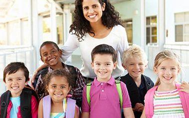 KURZ angličtiny pro Vaše děti. 18 vyučovacích hodin po 45 min. Kurz pro děti od 3 let. Dopřejte jim potřebné vzdělání. Každý týden jedna hodina od února do června.