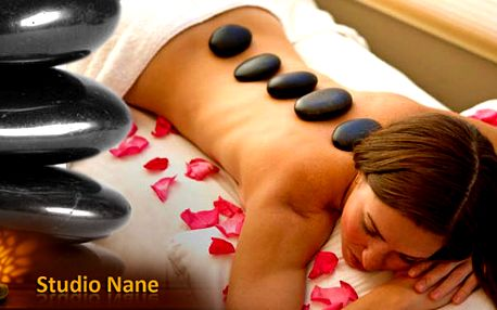 Hot Magic Stones - Luxusní masáž horkými lávovými kameny! Luxusní masáž vhodná nejen jako dárek ke svátku, narozenám nebo výročí, ale také pro radost!