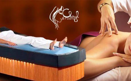 149 Kč za unikátní suchou vodní masáž. Uvolnění svalů, povzbuzení lymfy a odpočinek jako na vodní posteli. Wellness novinka se slevou 50 %.