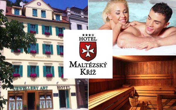 Relaxační pobyt pro dva od 2560 Kč přímo na kolonádě Karlových Varů!