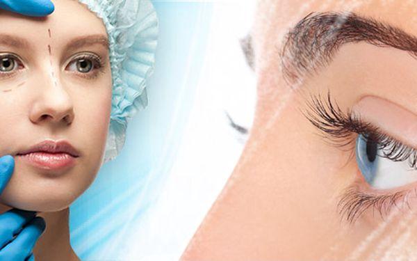 5990 Kč za operaci horních očních víček. Omládněte v obličeji až o 15 let a získejte svěží pohled díky plastické operaci. Záruka vrácení peněz.