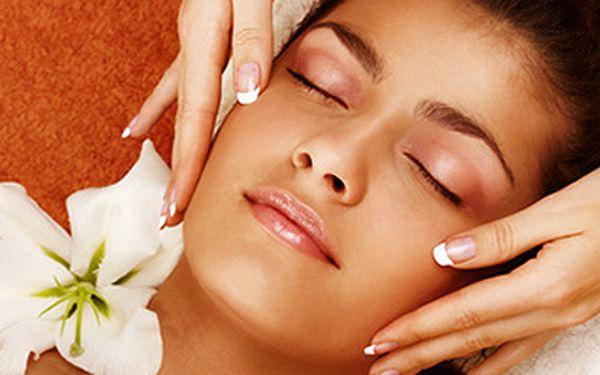 Lymfatická masáž obličeje - dokonale zjemní pokožku a zabraňuje vzniku vrásek.