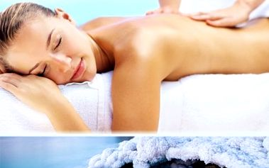 Totální relaxace díky 90minutovému balíčku – zahrnuje masáž dle vašeho výběru, parafínový zábal na ruce či nohy a pobyt v solné jeskyni!