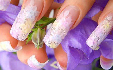 60% sleva na DOPLNĚNÍ NEHTOVÉ MODELÁŽE včetně NAIL ARTU. Krásné nehty jen za 180 Kč! Upravené nehty jsou vizitkou každé z nás. Odhoďte rukavice a nechte si doplnit nehtovou modeláž, která bude ozdobou Vašich rukou.