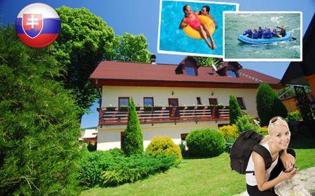 Pobyt na 3 alebo 4 dni pre 2 osoby v apartmánoch ADA v Liptovskom Trnovci v blízkosti aquaparku Tatralandia a lyžiarskeho centra Jasná! Tip na dovolenku plnú atrakcií vo dvojici alebo s rodinou - zľava až 50%!