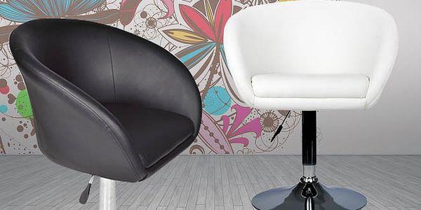 OTOČNÉ RELAX KŘESLO 360 ° za stylových 1 995 Kč! Oblíbené otočné moderní křeslo s jednoduchým designem, který vás dostane. VYBERTE si nestárnoucí bílou nebo černou barvu a TOČTE se s eshop.ethnic.cz!