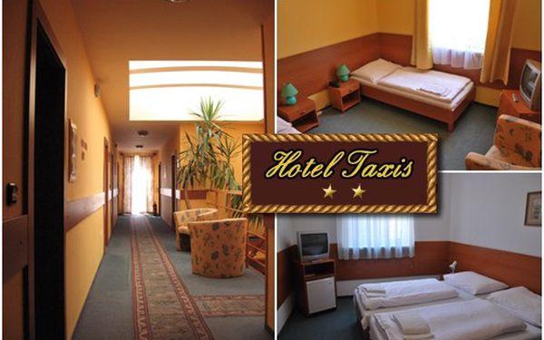 """Dva nebo tři dny v HOTELU TAXIS * * v BRATISLAVĚ pro dva s POLOPENZÍ od 1160 Kč - užijte si víkend hezky česky """"po slovensky"""" nedaleko historického centra Bratislavy:-)"""