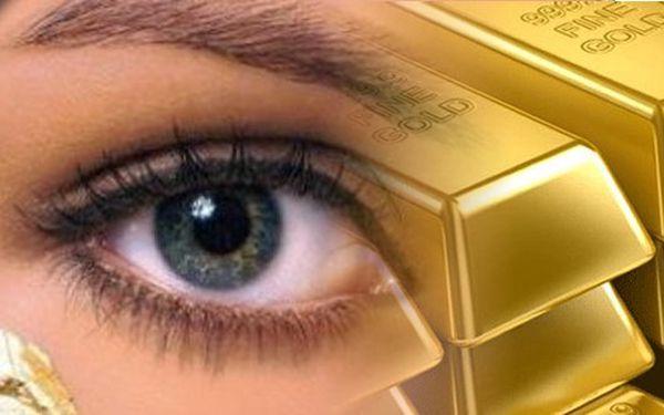 Luxusní kosmetické ošetření ryzím zlatem jen za 850Kč! Vaše pleť bude hebká a projasněná. To nejluxusnější ošetření jeké si dovedete představit, nyní se slevou 57%.