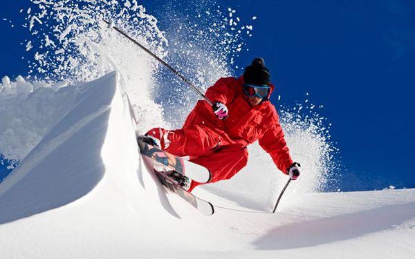 Sleva 50% na služby opravny lyží, snowboardů a dalšího zimního vybavení