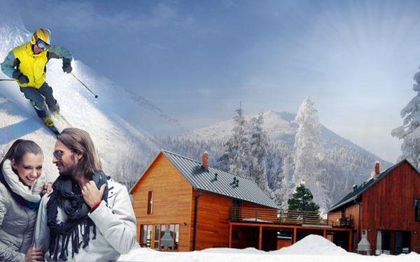 PRONÁJEM luxusní chalupy v Krkonoších na 4 DNY až pro 12 osob za 5 499 Kč! Bezprostřední blízkost ski areálu a nádherné panorama Krkonoš kolem. Prožijte NEZAPOMENUTELNOU DOVOLENOU s přáteli nebo s širší rodinou díky naší skvělé nabídce!