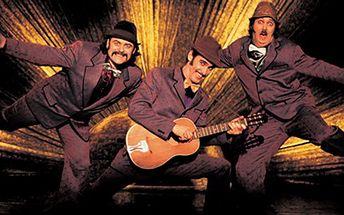 Divadelní představení TROS SKETOS. Humor, zpěv a tanec. Vyrazte za kulturním zpestřením do Paláce Akropolis. Nenechte si ujít tuto událost již 5. 3. 2012.