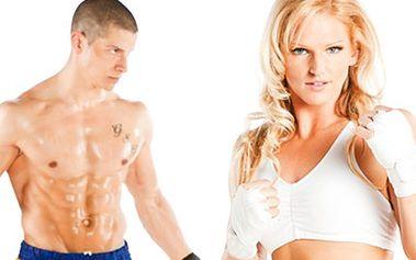 TANDEM TRÉNINK neboli cvičení ve dvou. Dejte si do těla. Novinka! Zacvičte si s profesionálním trenérem tandem trénink, KICKBOX AEROBIC nebo se naučte SEBEOBRANU.