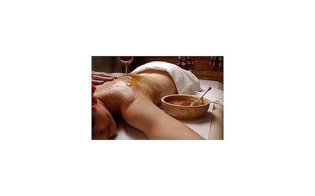 Užijte si skvělou detoxikační medová masáž za bezkonkurenčních . . . 250,-