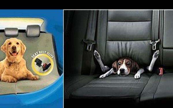 290 Kč za nepromokavou deku pro vaše domácí mazlíčky. Mějte chlupy zvířat pod dohledem a zároveň hýčkejte své čtyřnohé přátele, nyní s 71% slevou.