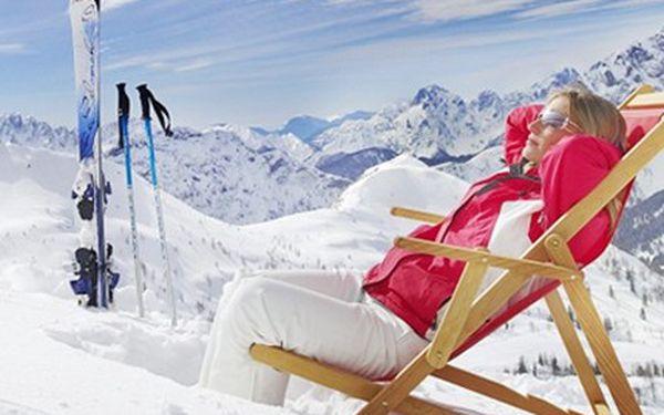 LYŽOVÁNÍ v Korutanech na 4 DNY se SKIPASEM Jarní lyžovačka na Möltalském ledovci na TŘI noci s 2denním skipasem v luxusně vybaveném apartmánu. Užijte si snowboard i lyže.