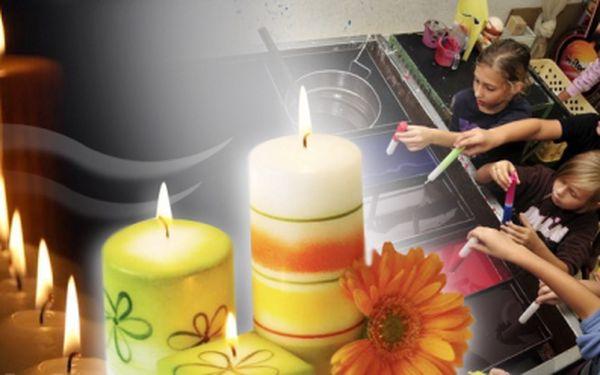 Zajděte si na exkurzi do svíčkárny s možností výroby vlastních svíček nyní pouze 39 Kč! Zajímavý výlet včetně občerstvení a prohlídky zvířecí minifarmy se slevou 61% !