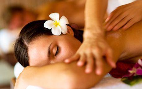 Trápí Vás v této uspěchané době neustálé stresy, bolesti hlavy, zad a krční páteře? Tak právě pro Vás je připravena úžasná 60ti minutová masáž celého těla za pouhých 409 Kč! Užijte si zasloužený odpočinek, příjemnou pohodu a zbavte svoje tělo stresu a napětí s fantastickou slevou 54 %!