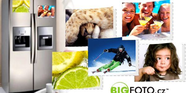 FOTOMAGNETKY S VAŠÍM VLASTNÍM MOTIVEM! Potěšte své blízké originálním dárkem a budou vás mít vždy na očích!
