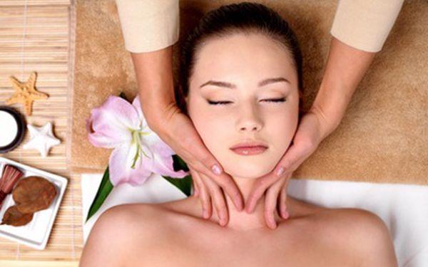 Konopná masáž nebo masáž šíje od 90 Kč!
